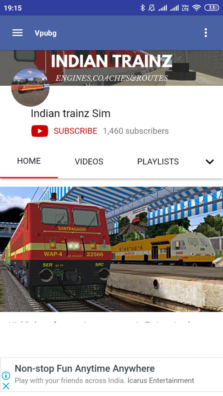 Indian Trainz Sim for Android - APK Download