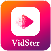 Vidster icon