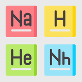 Periodic Table - Mini Chemistry and equations ikon