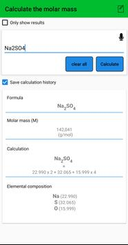 Periodic Table - Mini Chemistry and equations syot layar 5