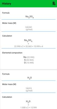 Periodic Table - Mini Chemistry and equations syot layar 6