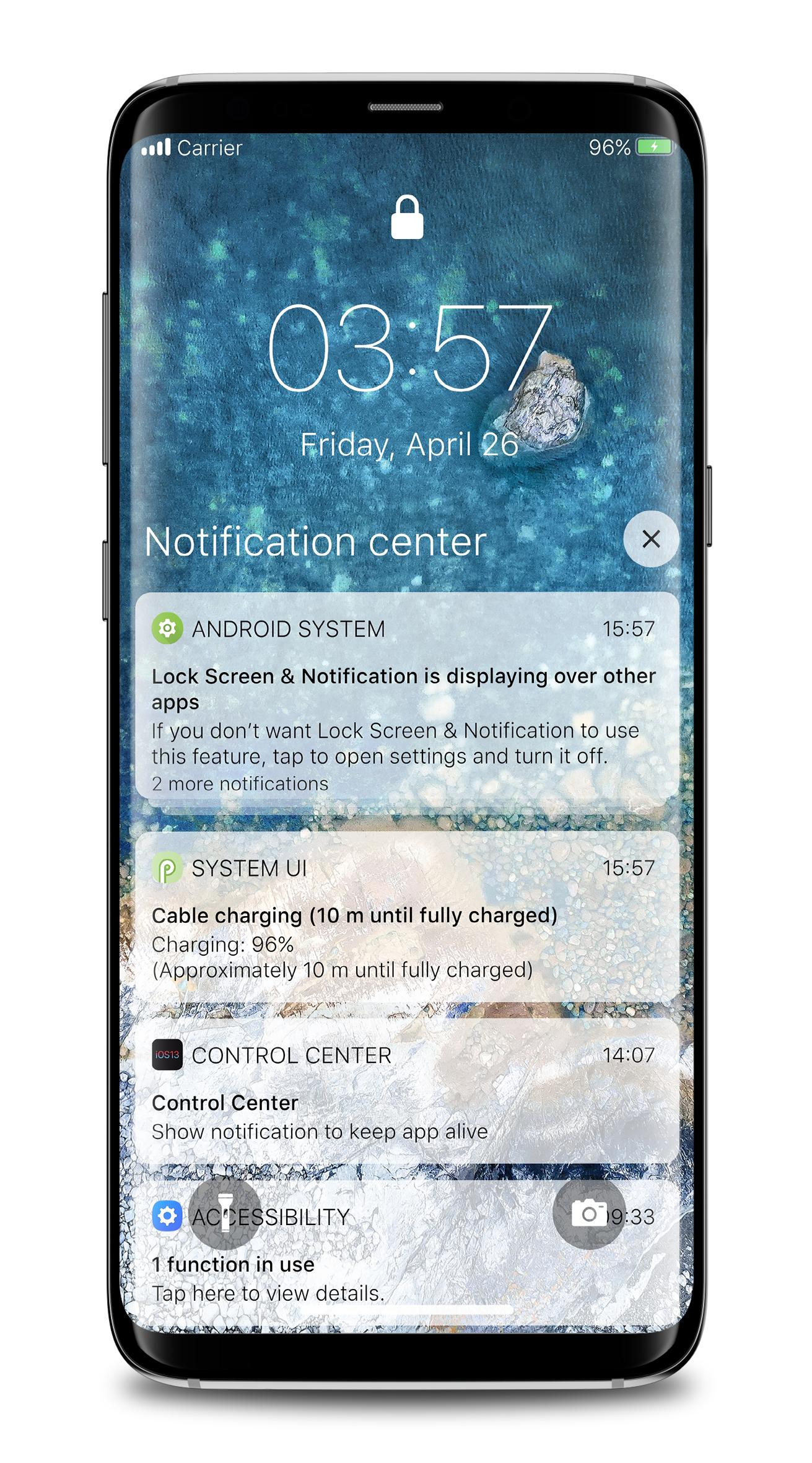 Lock Screen & Notification for Android - APK Download