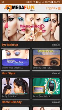 Ooredoo MEGAFUN - Beauty & Skincare, Makeup Tips screenshot 5