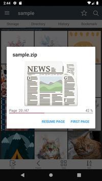 ComicScreen - ComicViewer Ekran Görüntüsü 4