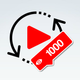 ViewGrip - Get YouTube Views, Likes & Subscribers APK image thumbnail