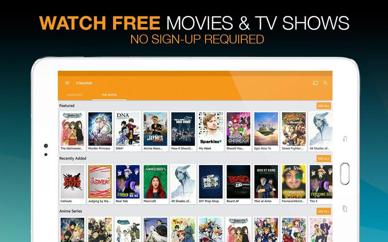 Viewster – Anime & Fandom TV APK 6 7 5 Download for Android