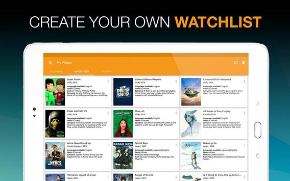 Viewster screenshot 7
