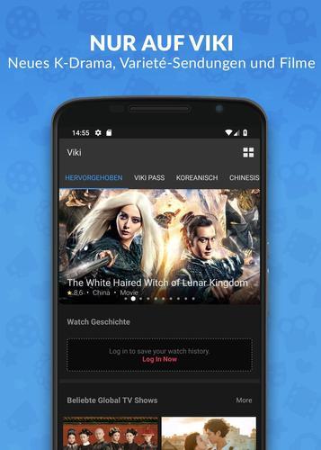Viki für Android - APK herunterladen