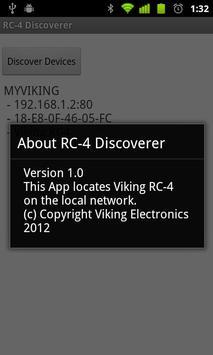 RC-4 Discoverer screenshot 1