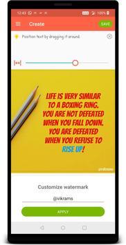 Quotes Creator screenshot 6