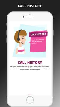 How to Get Call History of Others - Call Details poster