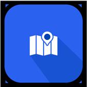 GPS Location - My Location icon