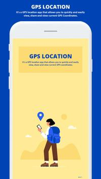 GPS Location - My Location poster