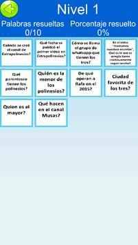 Quiz Polinesios. screenshot 5