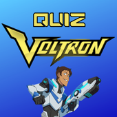Quiz Voltron. Guess the character of Voltron icon