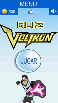 Quiz Voltron. Guess the character of Voltron screenshot 5