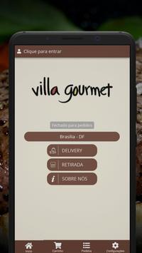 Villa Gourmet poster