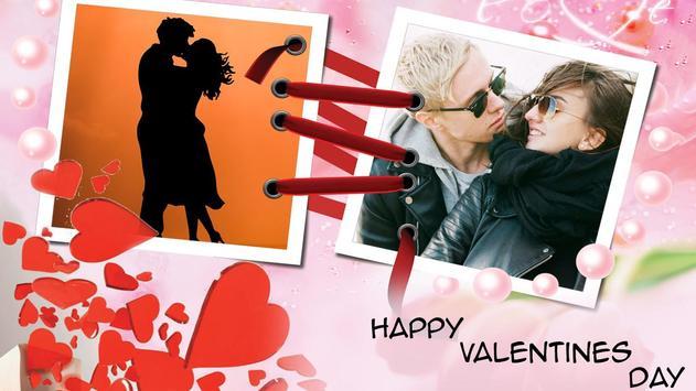Valentineday Photo Frame Editor : Abhinandan screenshot 3