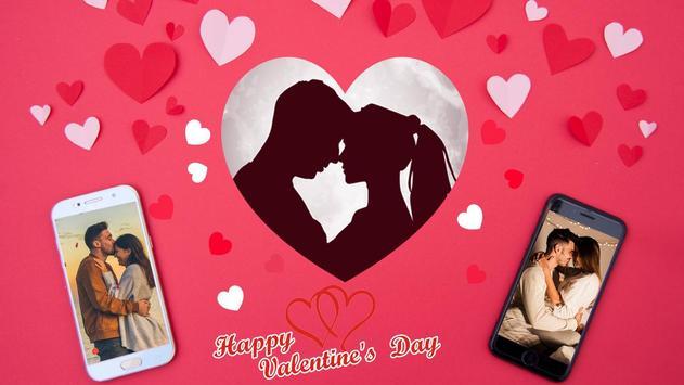 Valentineday Photo Frame Editor : Abhinandan screenshot 2