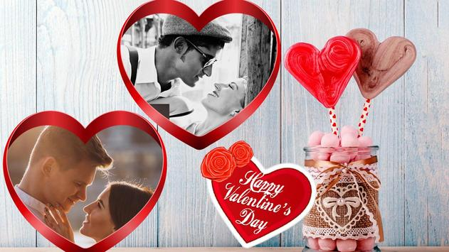 Valentineday Photo Frame Editor : Abhinandan screenshot 4