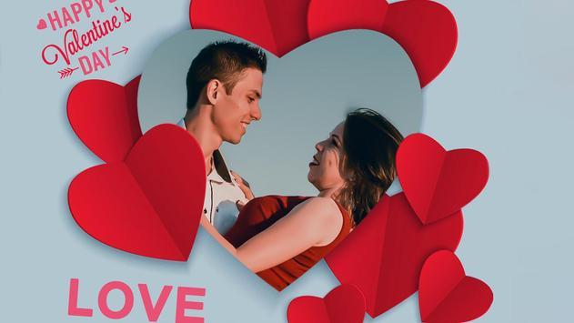 Valentineday Photo Frame Editor : Abhinandan screenshot 5