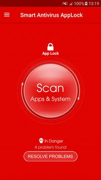 Smart Antivirus AppLock screenshot 2