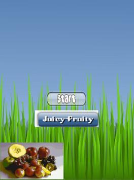 Juicy Fruity – Free screenshot 1