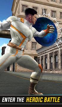 Flying Spider Boy: Superhero Training Academy Game screenshot 15