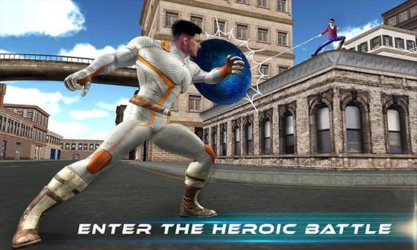Flying Spider Boy: Superhero Training Academy Game screenshot 5