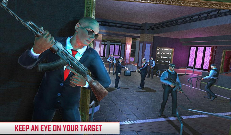 Секрет агент шпион игра: гостиница убийство миссия для андроид.