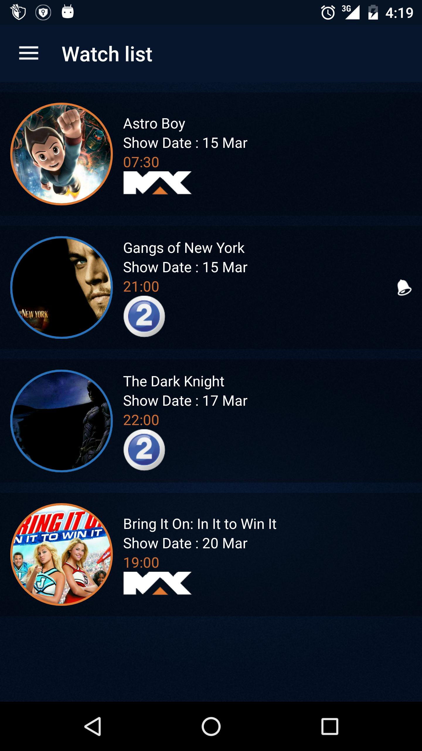 MBC Movie Guide for Android - APK Download