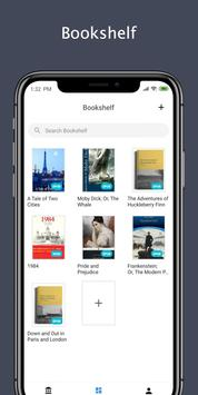 English Novel Books - Offline ảnh chụp màn hình 1
