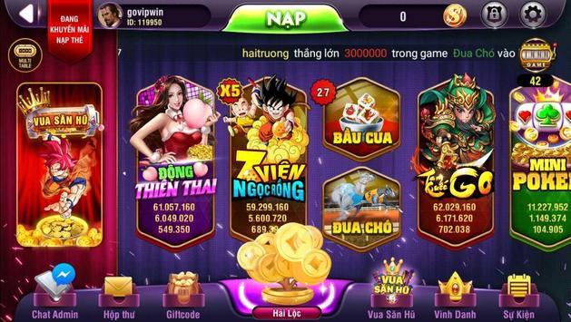 VinVip - No Hu, Xeng, Slots phat loc poster
