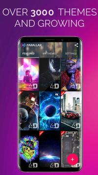 4D Parallax Wallpaper Screenshot 2