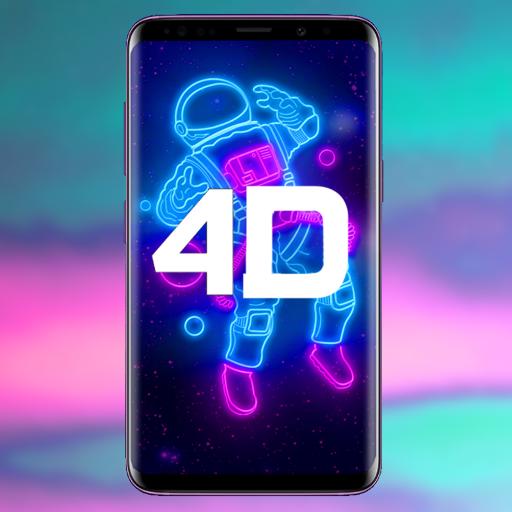 3D Parallax Background - 4D HD Live Wallpapers 4K APK 1.58 ...