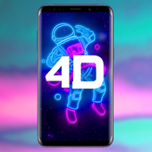 3D Parallax Background - 4D HD Live Wallpapers 4K v1.58 (Paid) (Unlocked) (VIP)