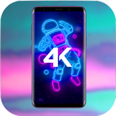 3D Parallax Background - 4D HD Live Wallpapers 4K icon