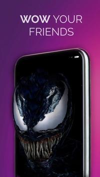 3D Parallax Background - 4D HD Live Wallpapers 4K screenshot 1