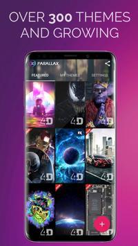 3D Parallax Background - 4D HD Live Wallpapers 4K screenshot 2