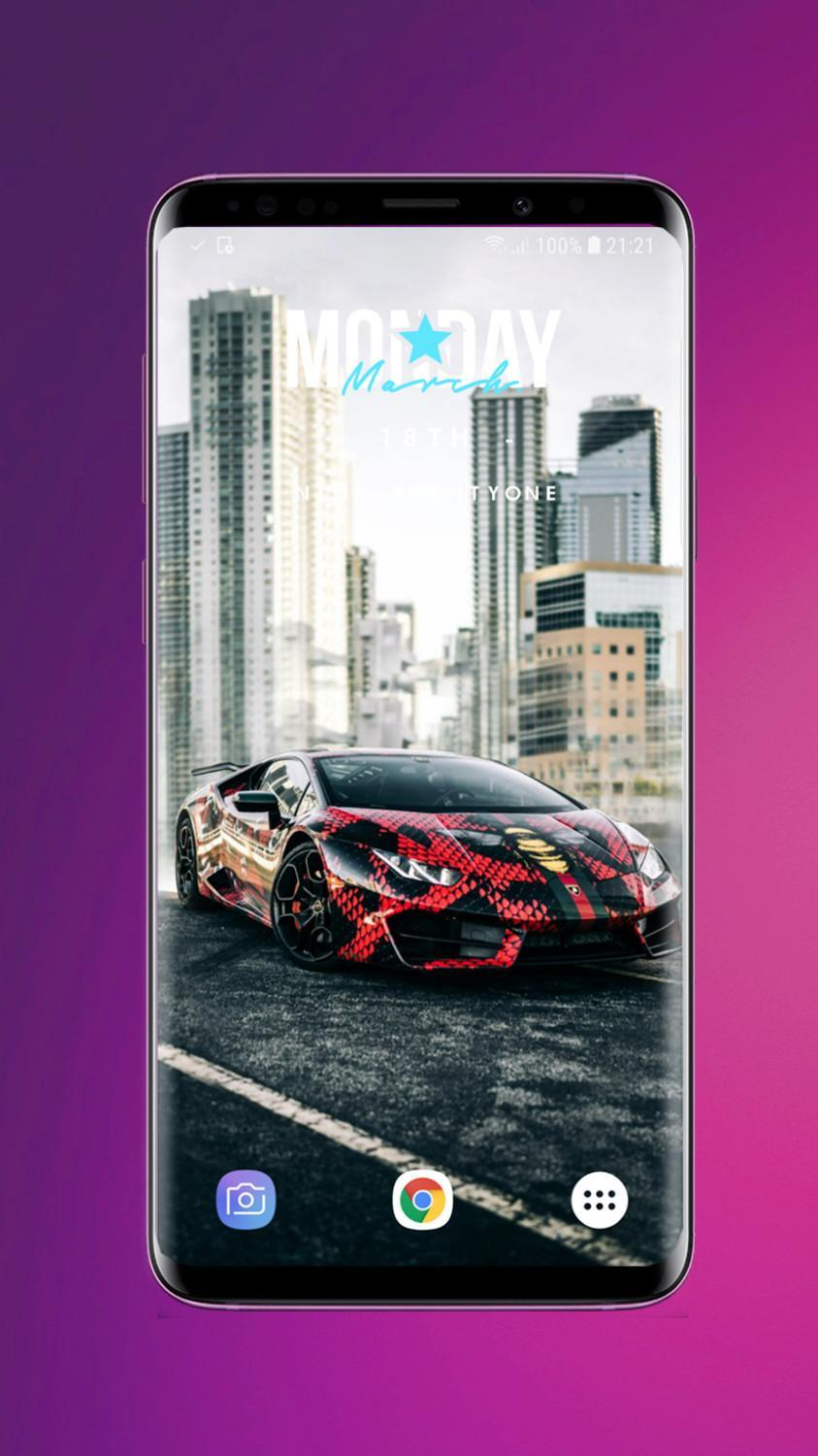 3D Parallax Background - 4D HD Live Wallpapers 4K for ...