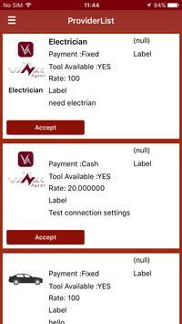 Vinxc Agent screenshot 1