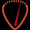 Stimmgerät für Gitarre Zeichen