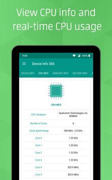 Device Info 360 screenshot 17