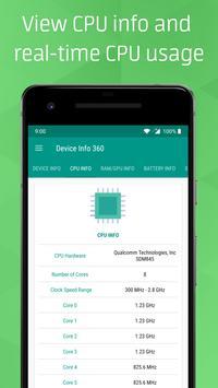 Device Info 360 screenshot 1