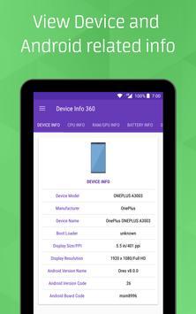 Device Info 360 screenshot 20