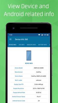 Device Info 360 screenshot 4
