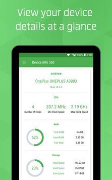 Device Info 360 screenshot 8