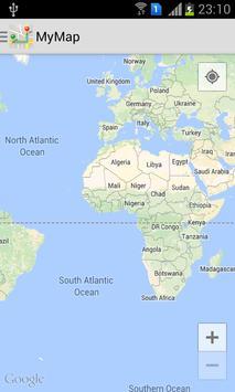 Map screenshot 17