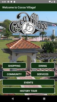 Visit Historic Cocoa Village poster