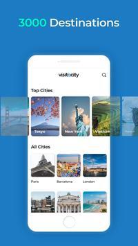 Visit A City poster